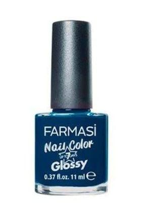Farmasi Oje-Glossy Emerald 15-11ml 8690131770495