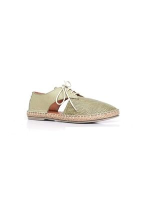 BUENO Shoes Hakı Bayan Ayakkabı 9l0451
