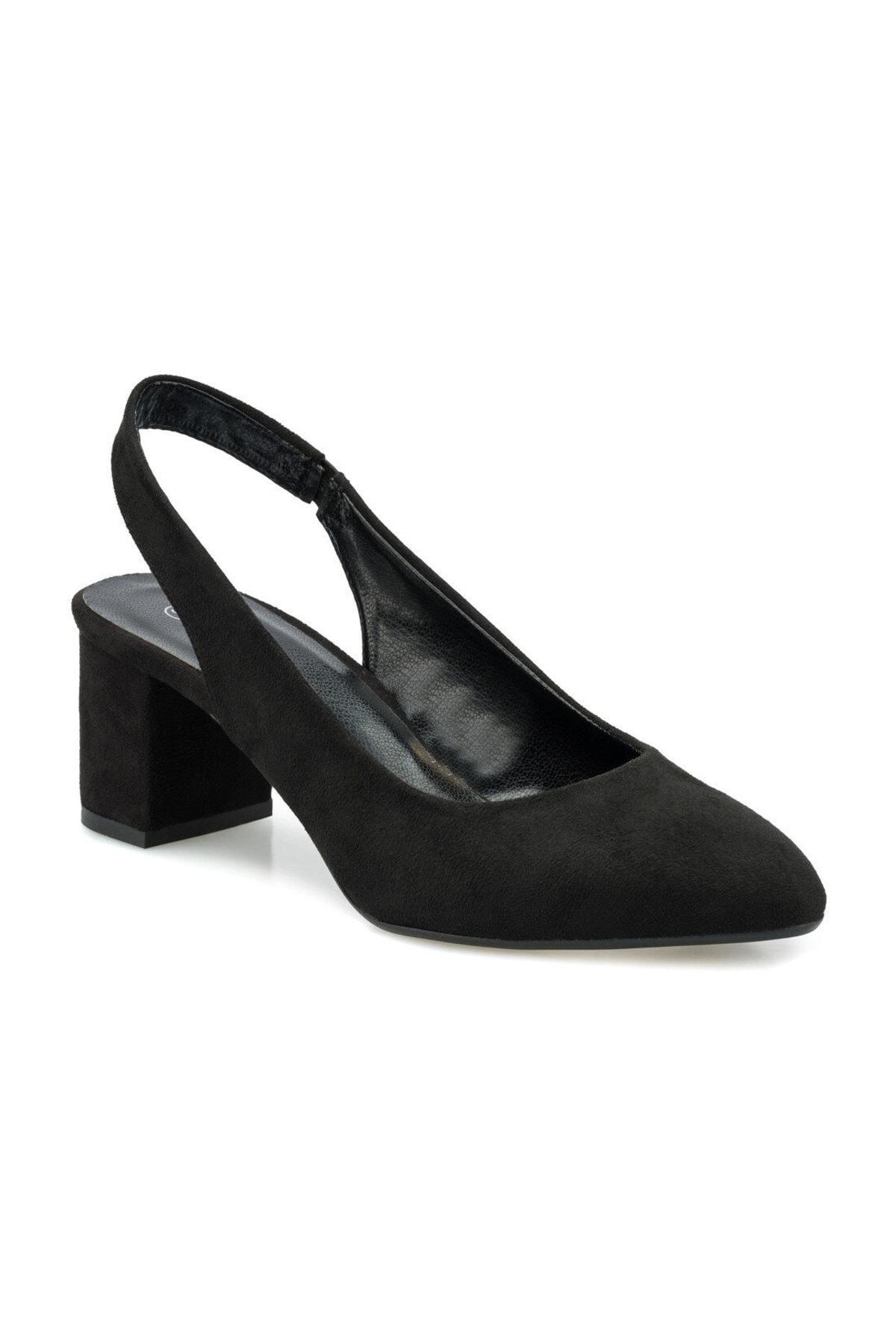 Polaris 315122.Z Siyah Kadın Gova Ayakkabı 100507142 1