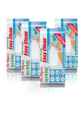 Farmasi Mr. Wipes Çok Amaçlı Yüzey Temizleme Mendili Okyanus Ferahlığı 40 Yaprak x 4'lü Set