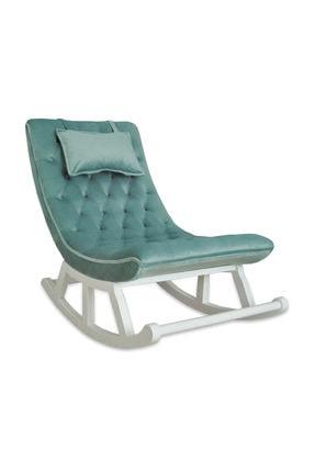 Asedia Teksas Miskin Lake Beyaz -su Yeşili Sallanan Sandalye