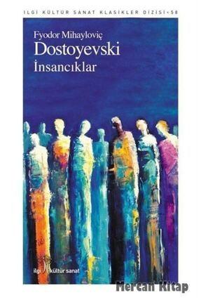 İş Bankası Kültür Yayınları İnsancıklar