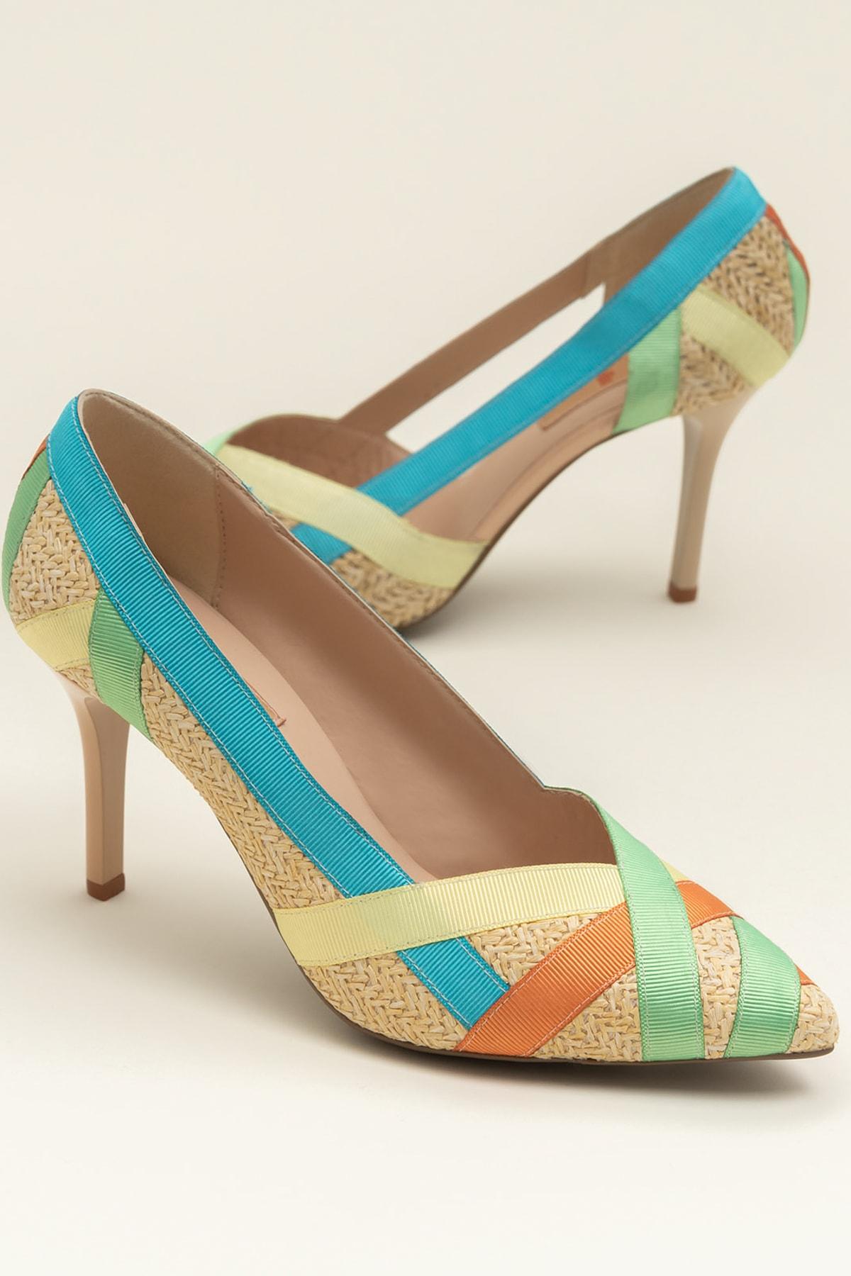 Elle Shoes ELORZA-1 Multi Kadın Ayakkabı 1