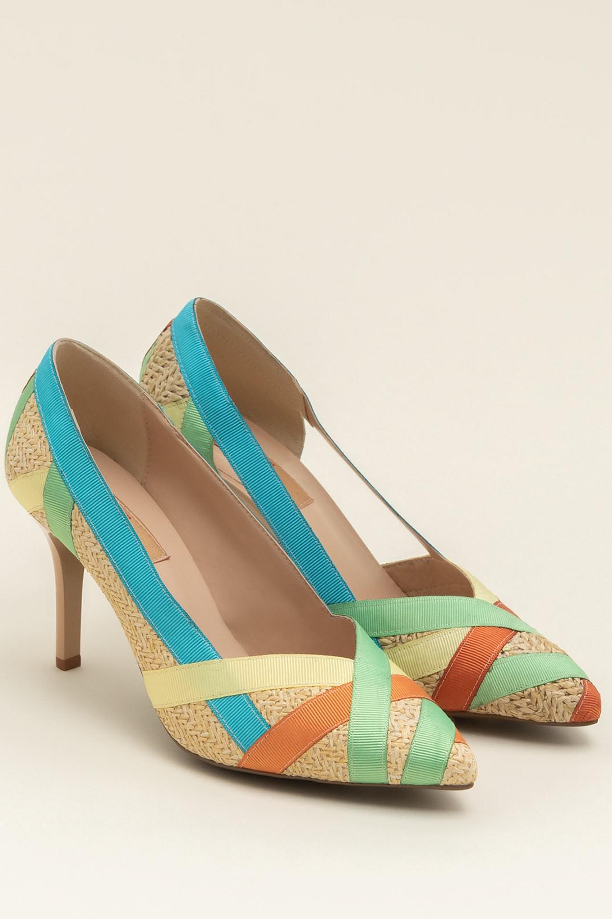 Elle Shoes ELORZA-1 Multi Kadın Ayakkabı 2