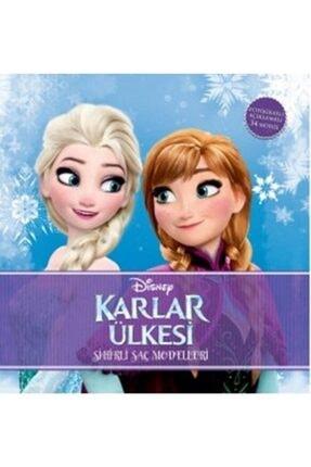 Doğan Egmont Yayıncılık Disney Karlar Ülkesi Sihirli Saç Modelleri