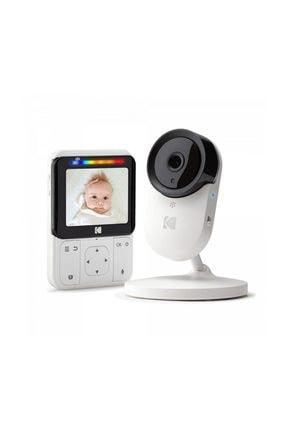 Kodak CHERISH C220 Akıllı Video Bebek Monitörü-2.8 inç LCD Ekran Ebeveyn Ünitesi