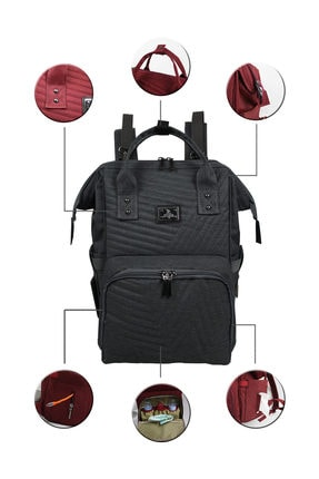 Stylo Stylo Tokyo Platinum All in One Special Edition Backpack