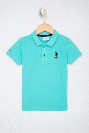 U.S. Polo Assn. Yesil Erkek Çocuk T-Shirt