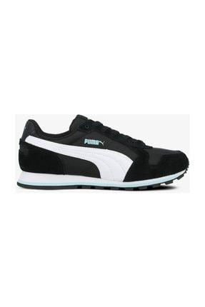 Puma St Runner Nl  Black- White-aruba