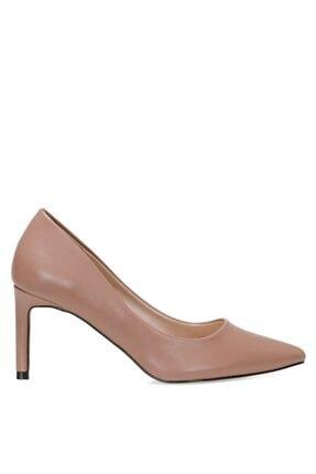Nine West Gentılla 1fx Naturel Kadın Klasik Topuklu Ayakkabı