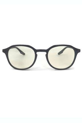 Parana Eyewear Unisex Vantablack Miranda Blue Block Mavi Işık Korumalı Bilgisayar Ekran Gözlüğü