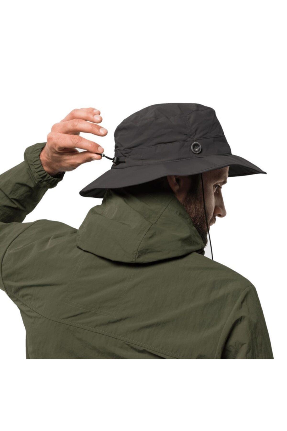 Jack Wolfskin Supplex Mesh Hat Outdoor Şapka 2
