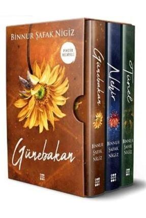 Dokuz Yayınları Is Serisi - 3 Kitap - Binnur Şafak Nigiz 9786257050845