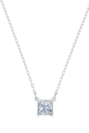 Swarovski Kolye Attract:Necklace Sq Czwh/Rhs 5510696