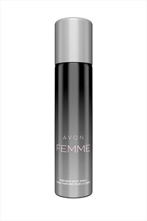 AVON Femme Kadın Sprey Deodorant 75 ml 8681298920342