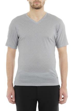 Emporio Armani Gri Erkek T-Shirt 3G1T6Q 1JQ4Z F605