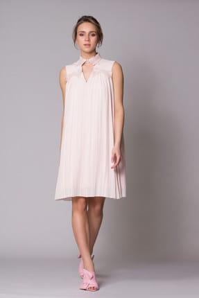GİZİA Kadın Güpür Detaylı Elbise M18Y5W17511VK