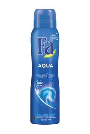 Fa Aqua Aquastic Fresh Woman Kadın Deodorant 150 ml