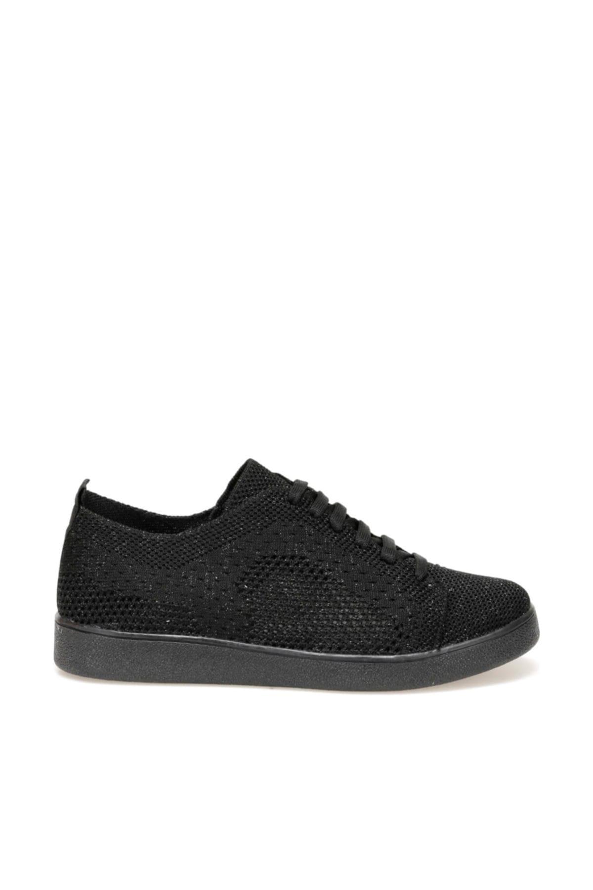 Kinetix ALMIR Siyah Kadın Sneaker Ayakkabı 100369906 2
