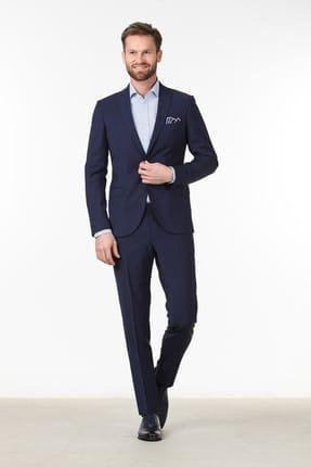 Ramsey Düz Dokuma Takım Elbise - RP10114000