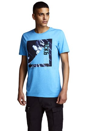 Jack & Jones T-shirt - Spring-Fell Core Tee 12146172