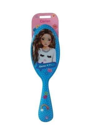 Top Model Saç Fırçası 26 Mavi Ceren /