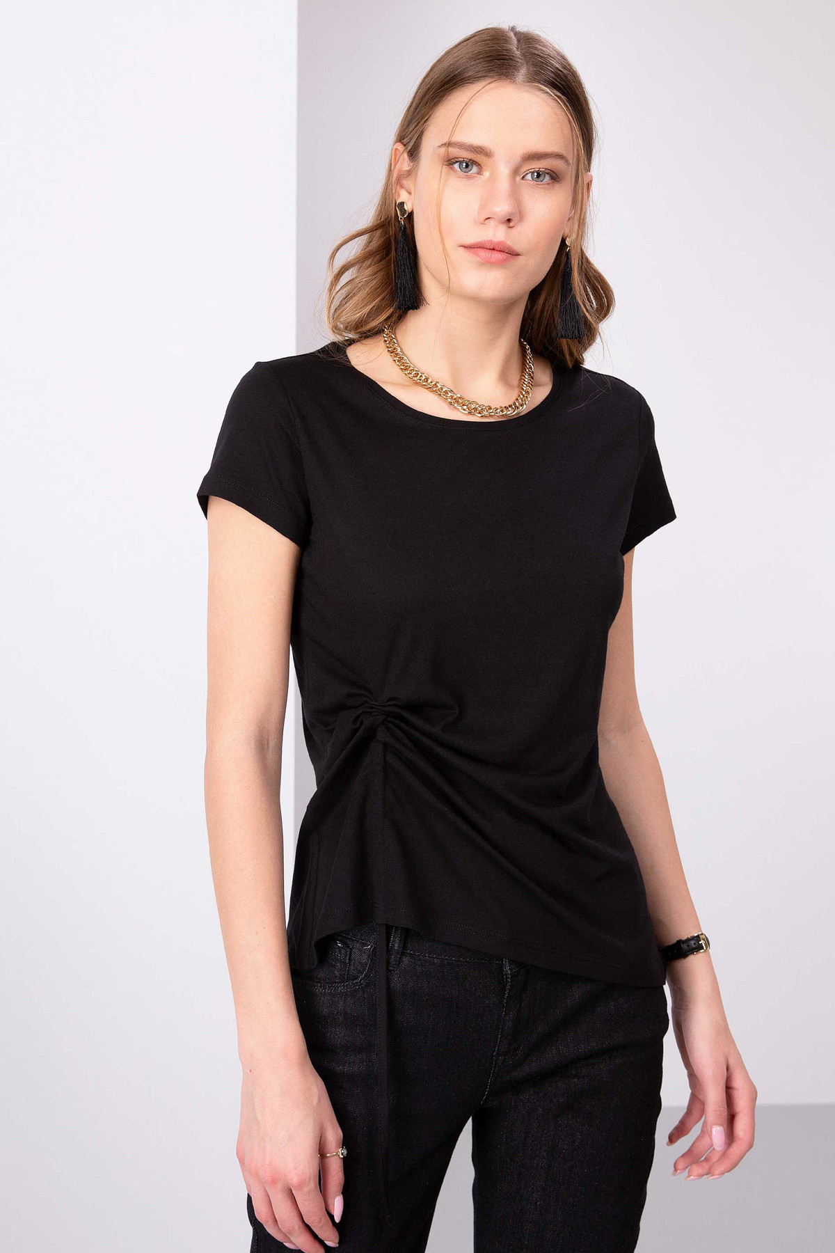 Pierre Cardin Kadın T-Shirt G022SZ011.000.762164 1