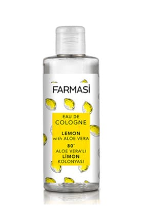 Farmasi Aloe Veralı Limon Kolonyası 225 ml 8690131103453
