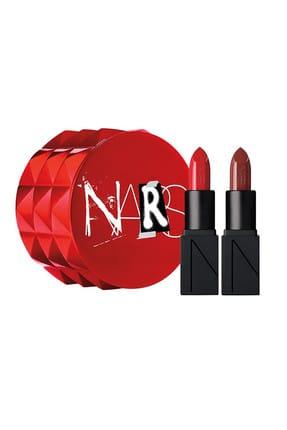 Nars 2'li Mini Ruj - Audacious Lipstick Rita & Mona 607845083795