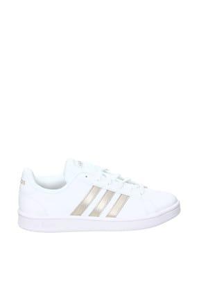 adidas GRAND COURT BASE- Beyaz Kadın Sneaker Ayakkabı 100479414