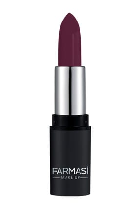 Farmasi Mat Ruj - Matte Lipstick Metallic Berry No: 21 4 g 8690131768096