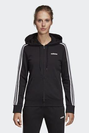 adidas Kadın Sweatshirt - W E 3S Fz Hd - DP2419