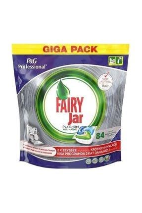 Fairy Fairy Jar Platinum Bulaşık Makinesi Kapsülü 84´lü