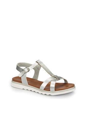 Polaris 81.311491.Z Gümüş Kadın Sandalet 100298501