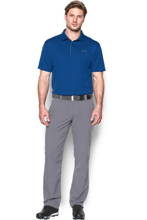 Under Armour Erkek Spor T-Shirt - Tech Polo - 1290140-400