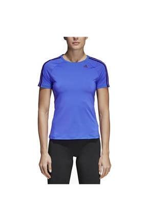 adidas Kadın T-Shirt D2M Tee 3S Hırbl - CF3924