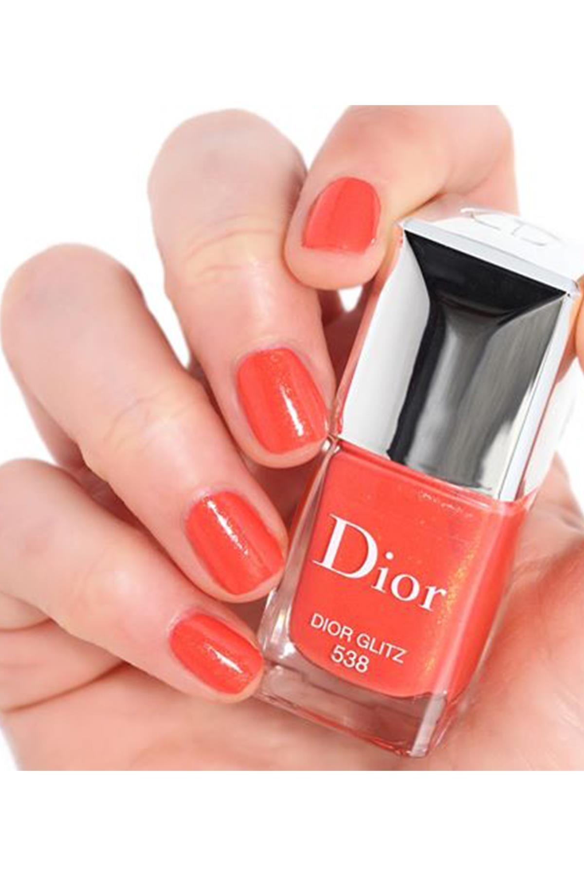 Dior Vernis Nail Lacquer 538 Dior Glitz Oje 3348901410410