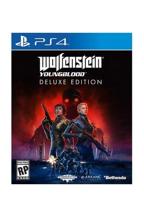 BETHESDA Wolfenstein: Youngblood Deluxe Edition PS4 Oyun