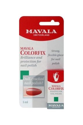 Mavala ColorFix Oje Sabitleyici Esnek Son Cila 5 ml 7618900907614