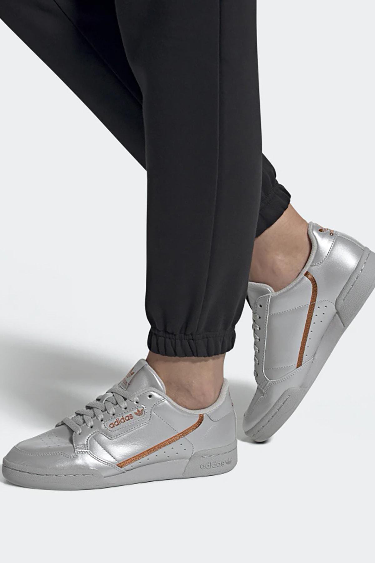 adidas Kadın Günlük Spor Ayakkabı Ee5565 Contınental 80 W 2