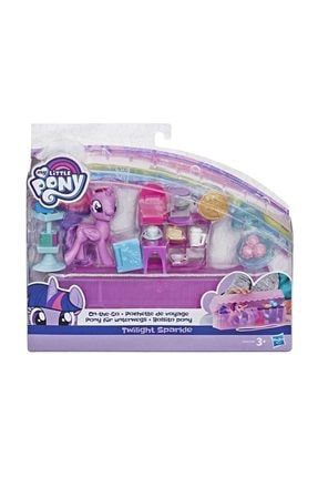MY LITTLE PONY Oyun Çantası E4967 - Twilight Sparkle
