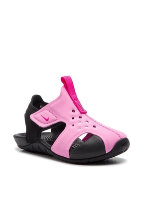 Nike Kids Pembe Sunray Protect Bebek Sandalet