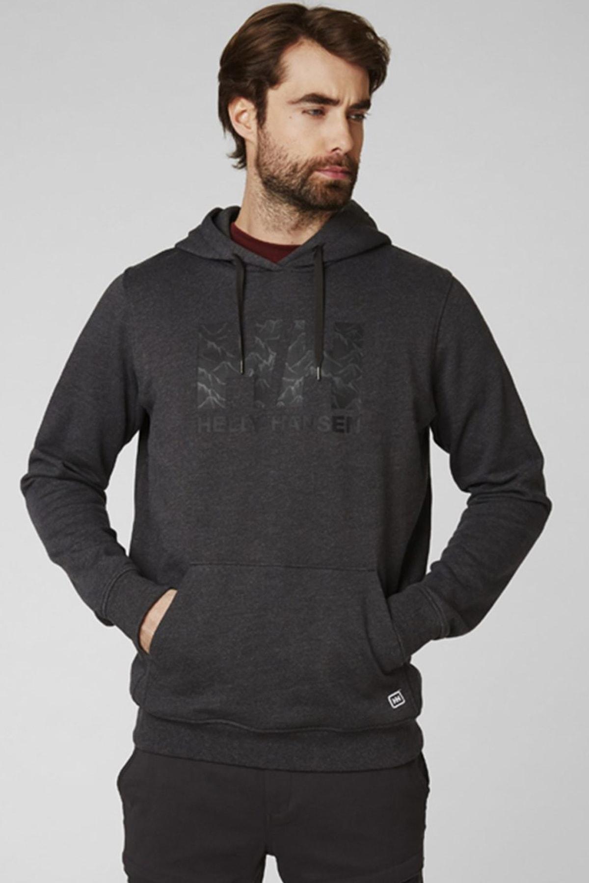 Helly Hansen F2F Cotton Hoodıe Sweatshirt HHA.62934 2
