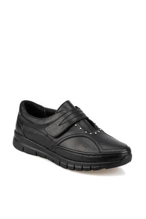 Polaris 5 Nokta 92.101008.z Siyah Kadın Comfort Ayakkabı