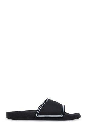 Emporio Armani Siyah Kadın Terlik S X3P706 XD184 00500