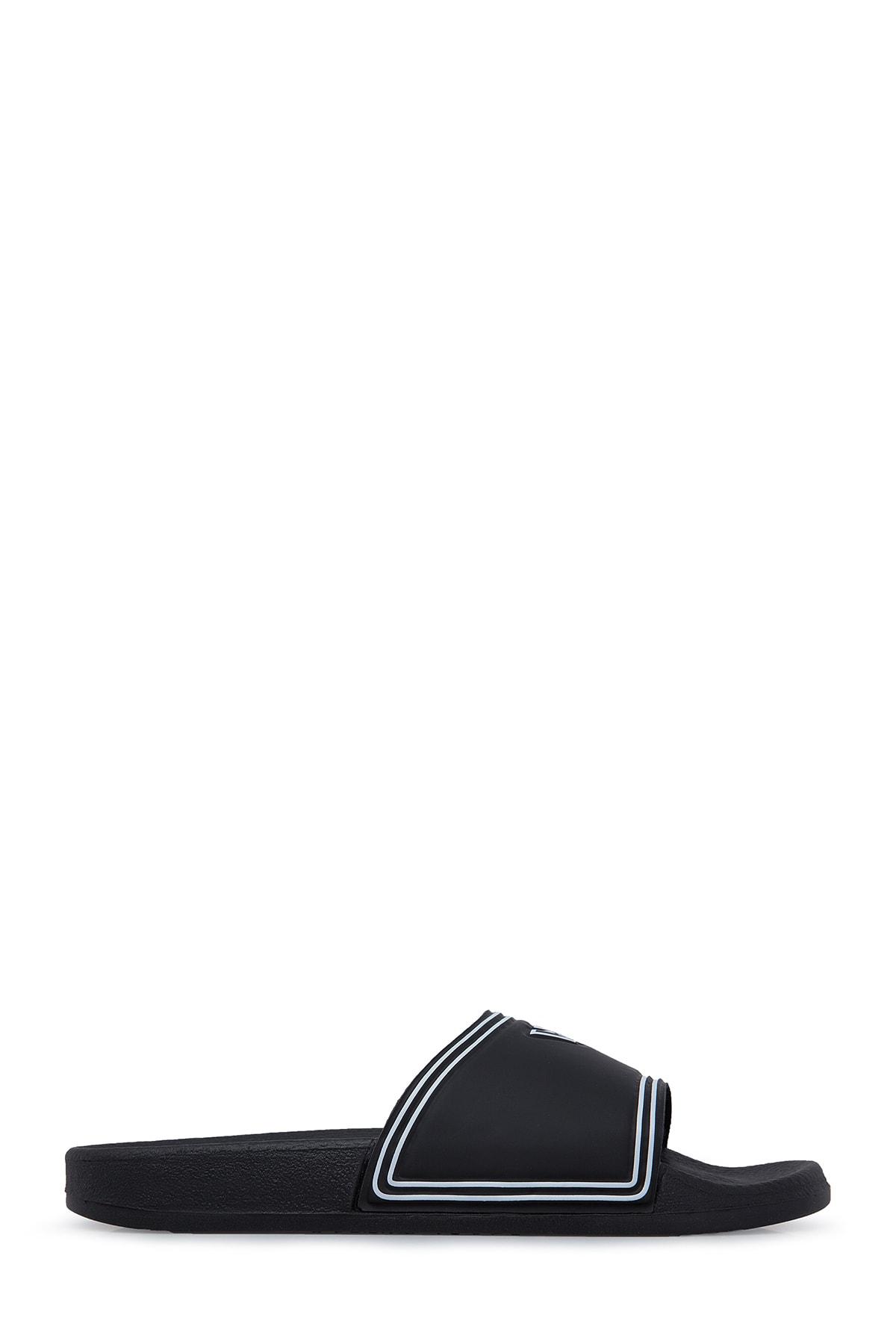 Emporio Armani Siyah Kadın Terlik S X3P706 XD184 00500 1