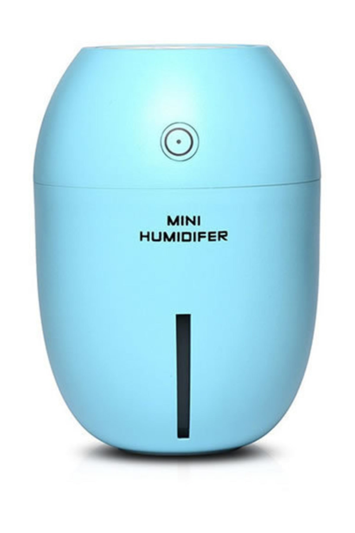 Gomax Limon Tipi Mini Hava Nemlendirici Buhar Makinesi Mavi 1