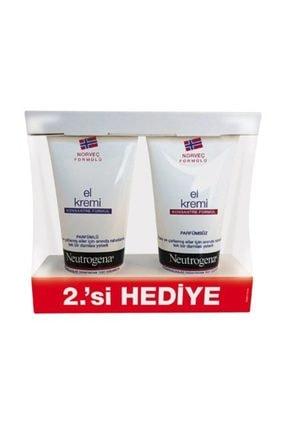 Neutrogena El Kremi 75Ml Parfümlü + 75Ml Parfümsüz