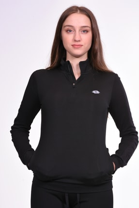 Lotto Kadın Sweatshirt - Lowa Hz Pl W - R1912