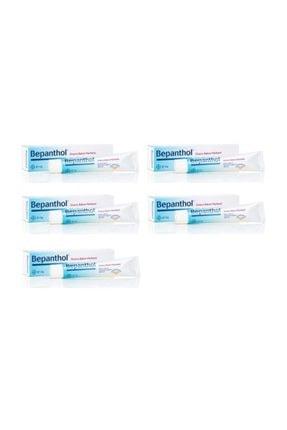 Bepanthol Bayer  Onarıcı Bakım Merhemi 5 Kutu 30 Gr X 5